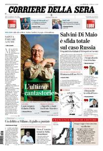 Corriere della Sera – 18 luglio 2019