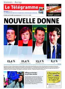 Le Télégramme Auray – 27 mai 2019