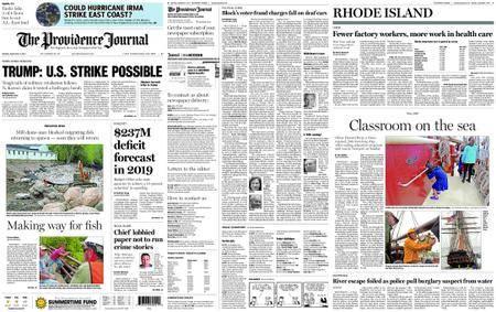 The Providence Journal – September 04, 2017