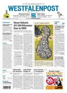 Westfalenpost Wetter - 24. Januar 2018