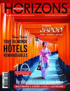 Horizons Monde - avril 2019