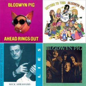 Blodwyn Pig (Mick Abrahams) - Albums Collection 1969-2000 (4CD) [Re-Up]