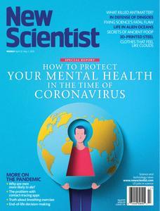 New Scientist - April 25, 2020