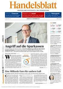 Handelsblatt - 05. September 2017