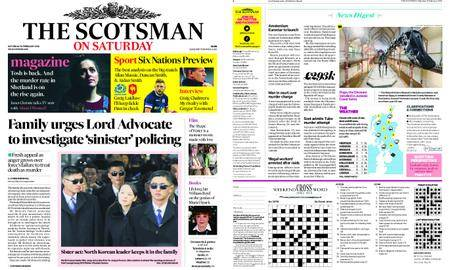 The Scotsman – February 10, 2018