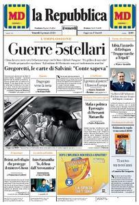 la Repubblica - 3 Gennaio 2020