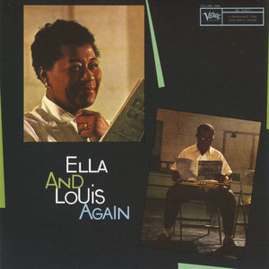 Ella Fitzgerald & Louis Armstrong - Ella And Louis Again (1957/2003/2014) [Official Digital Download 24bit/96kHz]
