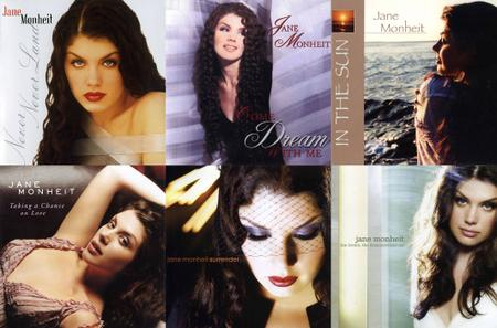 Jane Monheit - Albums Collection 2000-2009 (6CD)