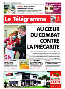 Le Télégramme Brest Abers Iroise – 06 octobre 2020