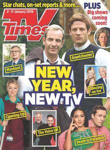 TV Times - 05 January 2019