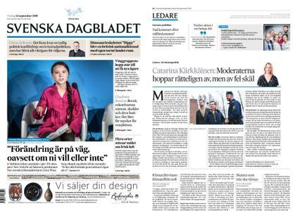 Svenska Dagbladet – 24 september 2019