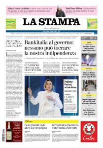 La Stampa Imperia e Sanremo - 10 Febbraio 2019