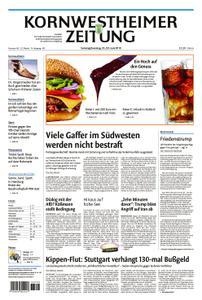Kornwestheimer Zeitung - 22. Juni 2019