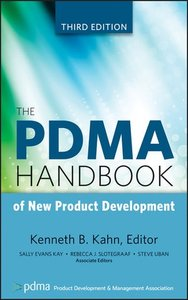 The PDMA Handbook of New Product Development, 3rd Edition