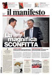il Manifesto - 7 Novembre 2017