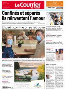 Le Courrier de l'Ouest Angers – 25 avril 2020