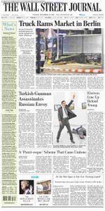 The Wall Street Journal  December 20 2016