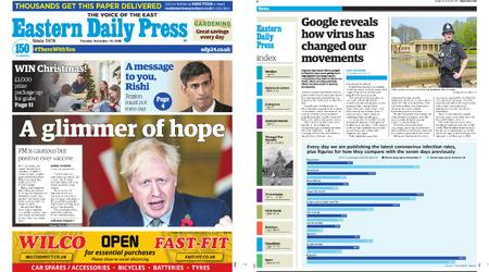 Eastern Daily Press – November 10, 2020