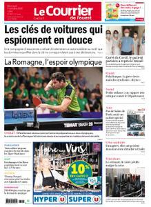 Le Courrier de l'Ouest Cholet – 07 octobre 2020