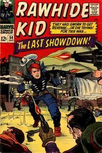 Rawhide Kid v1 054 1966