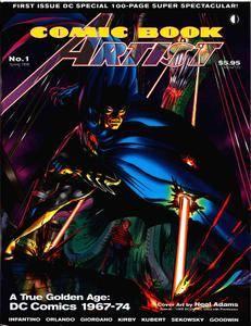 Comic Book Artist 01