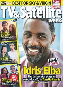 TV & Satellite Week - 09 March 2019