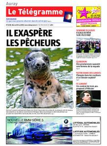Le Télégramme Auray – 29 mai 2019