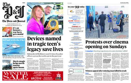 The Press and Journal Moray – December 29, 2018