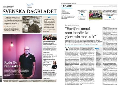 Svenska Dagbladet – 05 januari 2020