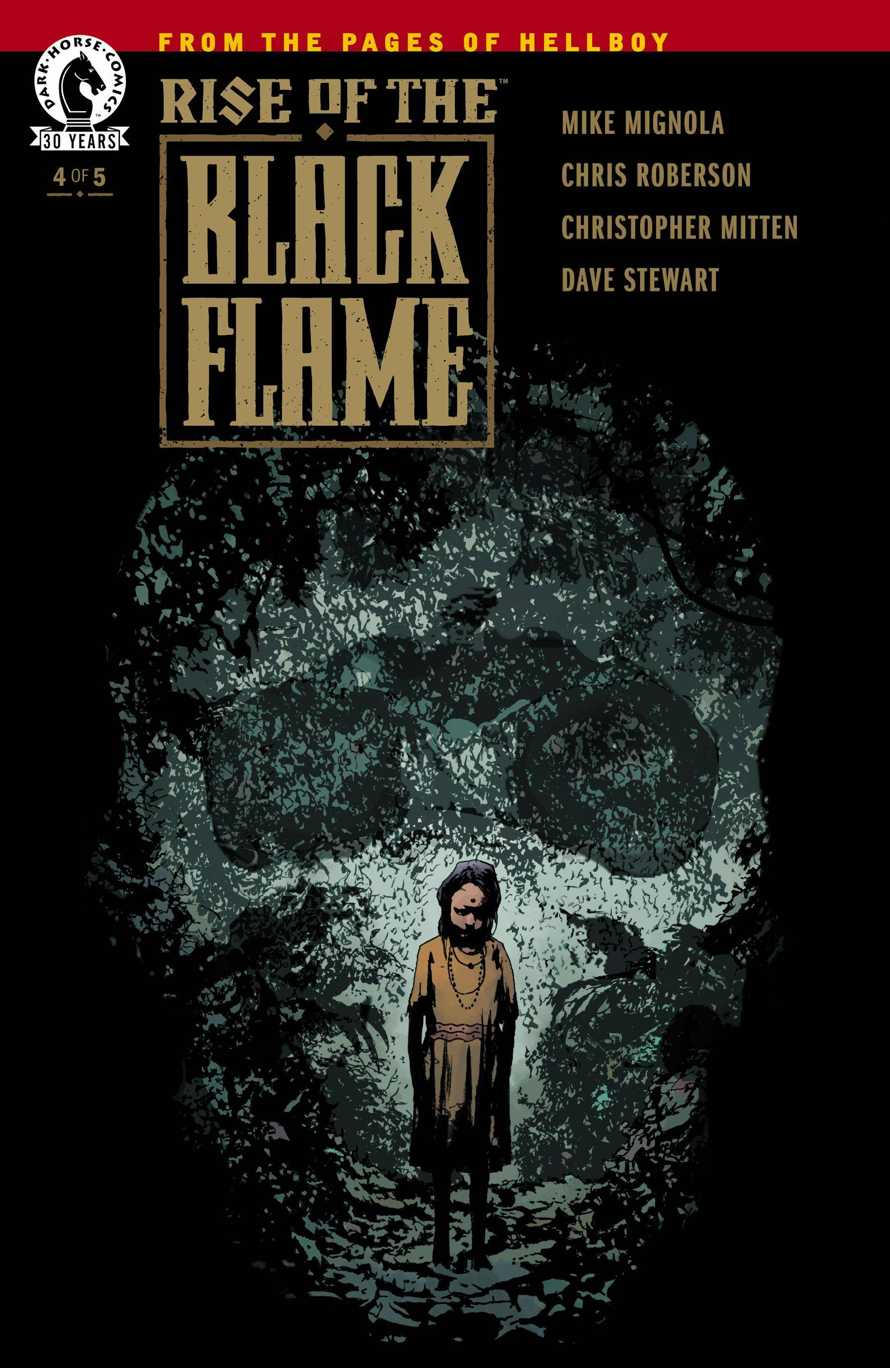 Rise of the Black Flame 04 of 05 2016 digital