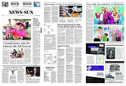Lake County News-Sun – October 01, 2018