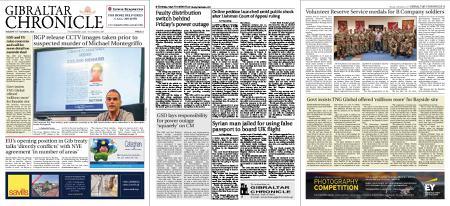 Gibraltar Chronicle – 19 October 2021
