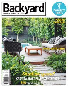 Backyard - November 2020