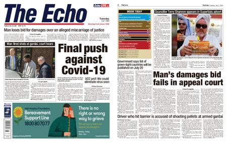 Evening Echo – July 07, 2020