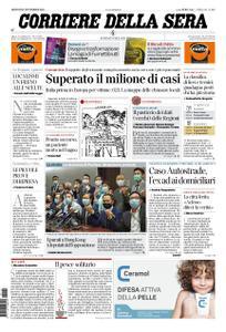 Corriere della Sera – 12 novembre 2020