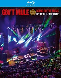 Gov't Mule - Bring On the Music: Live at the Capitol Theatre (2019) [Blu-ray, 1080p]