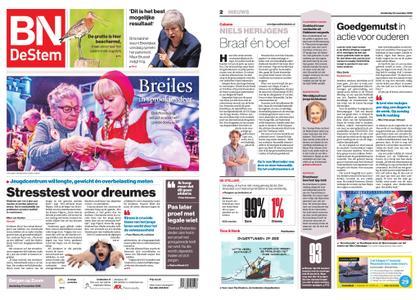 BN DeStem - Bergen op Zoom – 15 november 2018