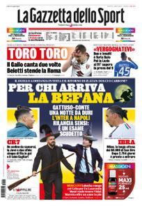 La Gazzetta dello Sport Bergamo – 06 gennaio 2020