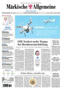 Märkische Allgemeine Dosse Kurier - 22. Januar 2019