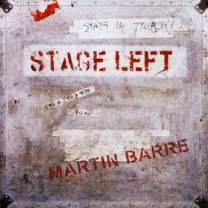 Martin Barre - Stage Left (2003)