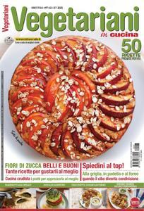 Vegetariani in Cucina – agosto 2021