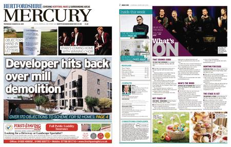 Hertfordshire Mercury – March 28, 2019