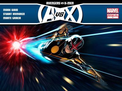 Avengers vs X-Men Infinite 001 2012 Digital Zone