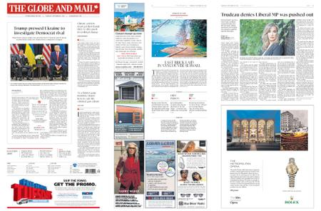 The Globe and Mail – September 26, 2019