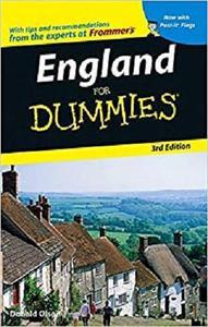 England For Dummies (Dummies Travel)