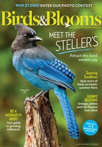 Birds & Blooms - August/September 2020