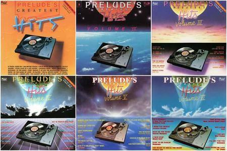 VA - Prelude's Greatest Hits Volume I-VI (1988-1995) {Unidisc} **[RE-UP]**