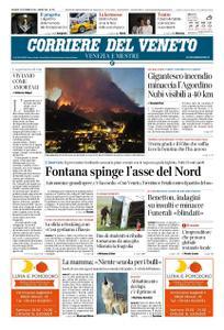 Corriere del Veneto Venezia e Mestre – 25 ottobre 2018