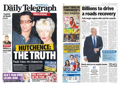 The Daily Telegraph (Sydney) – March 29, 2019