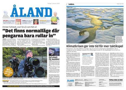 Ålandstidningen – 07 januari 2020